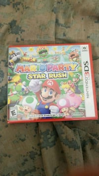 Mario party star rush 3ds Camp Pendleton North, 92055