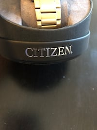 Man Gold Citizen Watch  Calgary, T2H 2S4