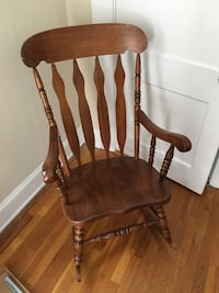 Wooden Rocking Chair Decatur, 30030