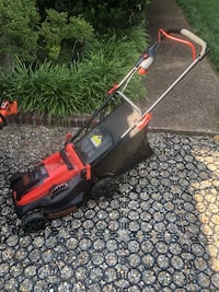 Black and Decker Cordless Mower