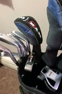 Ram Golf Clubs Left Hand Edmonton, T5R 3J1