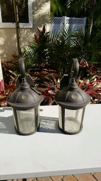 LED Outdoor Carriage Lights Fruit Cove, 32259