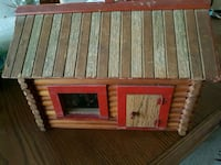 Doll cabin house with accessories Vaughan, L6A 3J1