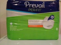 Prevail Per-Fit diaper pack Las Vegas, 89143
