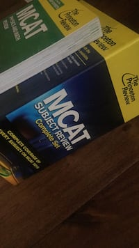 MCAT Princeton Subject Review  Mississauga, L4W 2J8