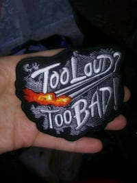 New motorcycle patch Tullahoma