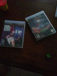 two Sony PS3 game Calgary, T2B 2Y7