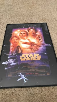 3 Star Wars Posters Wilmington