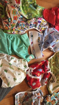 Cloth diapers Barrie, L4N 4W8