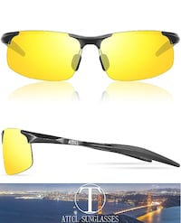 Brand new Attcl 3D sunglasses null