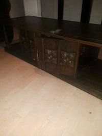 brown wooden cabinet with drawer Albuquerque, 87109