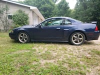 Ford - Mustang - 2002 701 mi