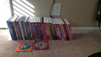 assorted Disney DVD cases Bowling Green, 42170