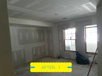 Sheetrock and Taping