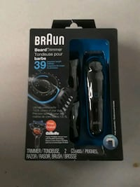 black and blue Wahl hair clipper in box Surrey, V3T 4C7
