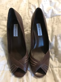 Steve Madden Peep Toe Heels, Size 7 Youngstown, 44512