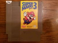 Super Mario Bros 3 for Nintendo NES  Vaughan, L4L