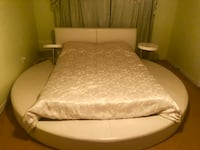 white and gray bed sheet Ajax, L1S 4B8