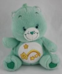 Wish Care Bear plush toy