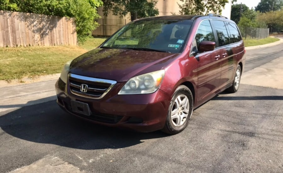 2007 Honda Odyssey ' Excellent Condition ' Clean Title aace3714-5f08-49bd-a3f4-8f4b8de10c6c