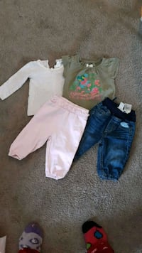H&M lot size 3-6 months Whitby, L1N 3C7