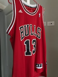 Chicago Bulls Jersey (Home) Chicago, 60647