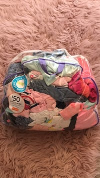 Assorted Baby Summer Clothes & Socks 0-3 Months/3-6 Months Waldorf, 20601