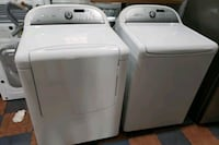 WHIRLPOOL CABRIO TOP LOAD WASHER AND GAS DRYER  San Clemente, 92673