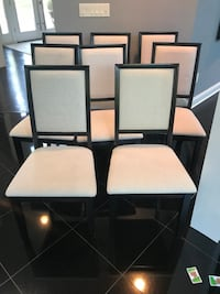 Black and cream chairs from overstock.com New City, 10956