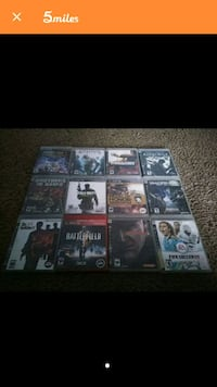 assorted Sony PS3 game cases screenshot Houston, 77053