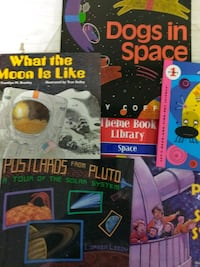 14 sets of Ele. School Age Theme Libraries Baltimore, 21207