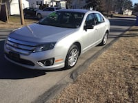 2012 FORD FUSION S- AUTOMATIC- 4CYL- GAS SAVER- CLEAN TITLE- EXTRA CLEAN- MINT Methuen, 01844