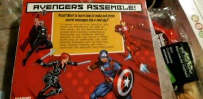 Avenger kit game