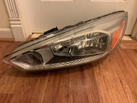 2015-2018 Ford Focus Left LH Driver Headlight