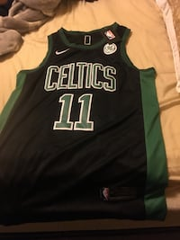 black and green Nike basketball jersey Woodbury, 37190