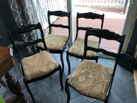 Rosewood Antique Chairs (4) Fairview, 28730