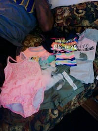 Size 3T $80worth of baby girl clothes Kent, 98032