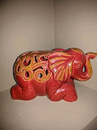 Decorative Elephant ( ceramic) Toronto, M2N 0A5