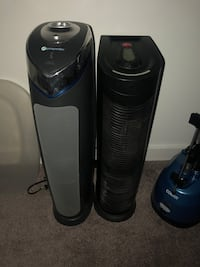 2 Air Purifiers. Great condition