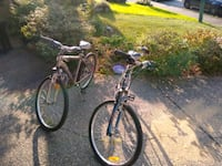 Two 7 speed bikes Coquitlam, V3B 4S1