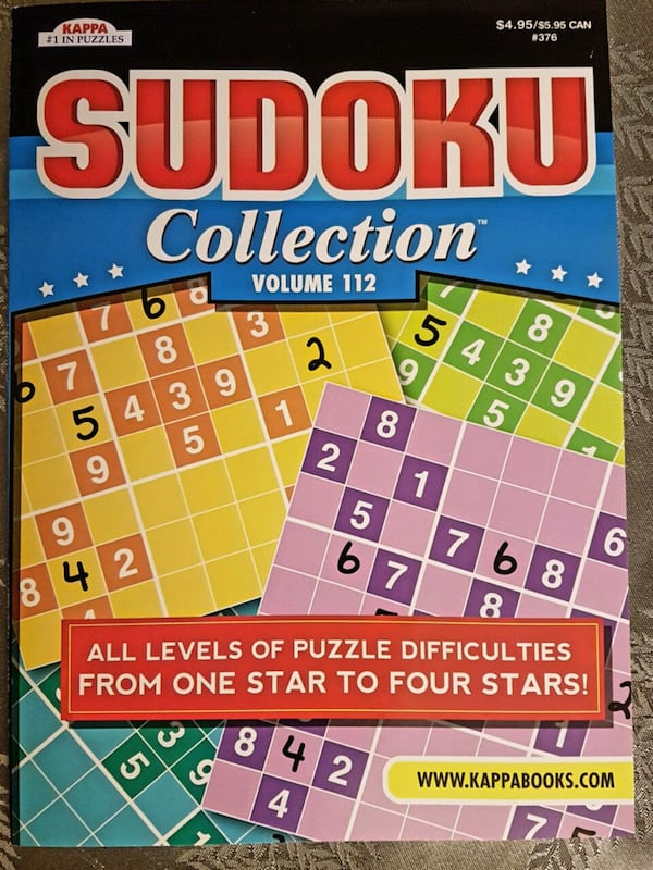 Sudoku and Super Sudoku books - price for both  408a2e48-5606-4773-a5ee-af96d1f55726