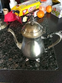 Silver Tea Pot Antique Edmonton, T5E 5H3