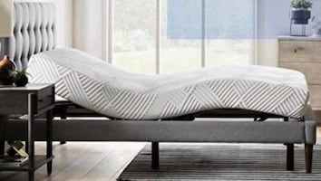 BRAND NEW LUXURY MATTRESS AND ADJUSTABLE BASE SALE - $40 DOWN!!!!