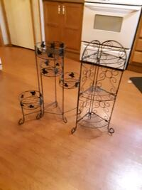 Plant stands 2