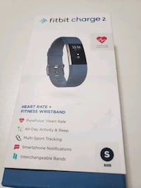 FITBIT Charge 2 Activity Tracker (Small) Hyattsville, 20785