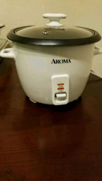 white and black Rival slow cooker Ashburn, 20147