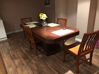 Dining room set Brampton, L6Y 4J1