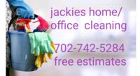 House/ office cleaning Las Vegas