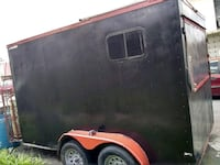 black and red utility trailer Bayamón, 00956