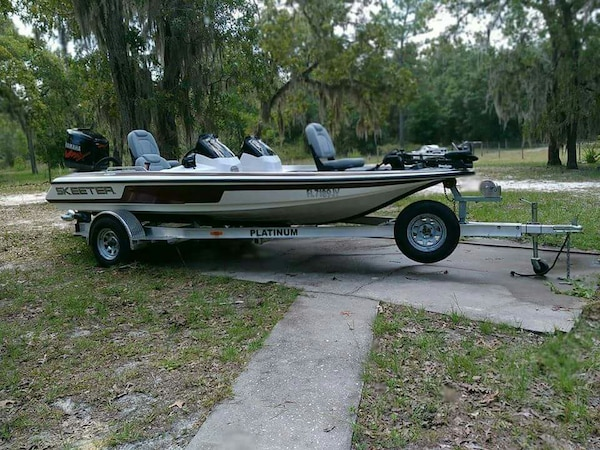 Skeeter Bass Boats For Sale >> 1999 Skeeter Bass Boat 50th Anniversary Edition